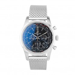 Pre-Owned Breitling Mens Transocean Unitime Watch 4218045