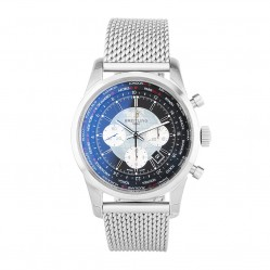 Pre-Owned Breitling Transocean Unitime Watch 4218046