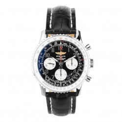 Pre-Owned Breitling Mens Navitimer 01 Chronograph Watch 4218048