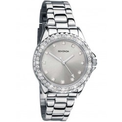 Sekonda Ladies Silver Dial Watch 4250