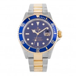 Pre-Owned Rolex Mens Oyster Perpetual Date Submariner Watch 116613LB