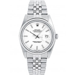Pre-Owned Rolex Mens Datejust Watch 16220