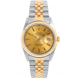 Pre-Owned Rolex Mens Datejust Watch 16233