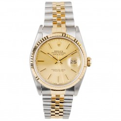 Pre-Owned Rolex Oyster Perpetual Datejust Watch 16233-7367