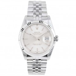 Pre-Owned Rolex Mens Oyster Perpetual Datejust Watch 16234-7139