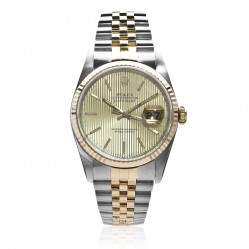 Pre-Owned Rolex Mens Oyster Perpetual Datejust Watch 16233-8061