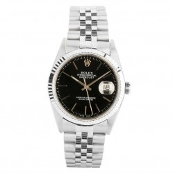 Pre-Owned Rolex Mens Oyster Perpetual Datejust Watch 16234-8101