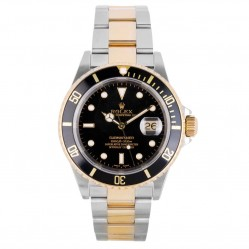 Pre-Owned Rolex Mens Oyster Perpetual Submariner Watch 16613-8488
