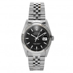 Pre-Owned Rolex Mens Oyster Perpetual Datejust Watch 16200-32574
