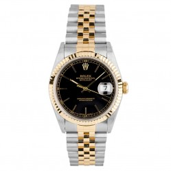 Rolex Mens Oyster Perpetual Datejust Watch 16233 - Year 1989