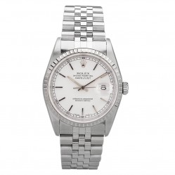 Pre-Owned Rolex Mens Oyster Perpetual Datejust Watch BQ34825