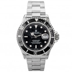Pre-Owned Rolex Mens Oyster Perpetual Submariner Watch 16610-10637