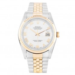 Rolex Mens Oyster Perpetual Datejust Watch 16233 - Year 1996