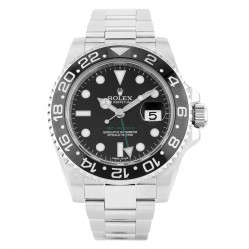 Rolex Mens GMT Master II Oyster Perpetual Date Watch 116710LN  - Year 2013