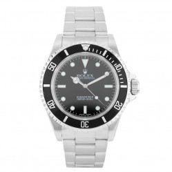 Rolex Mens Oyster Perpetual Submariner Watch 14060M  - Year 2001