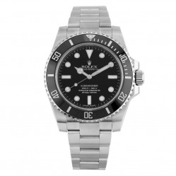 Rolex Mens Oyster Perpetual Submariner Watch 114060 - Year 2013