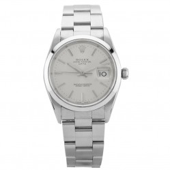 Pre-Owned Rolex Mens Oyster Perpetual Date Watch 15200(11873) - 1992