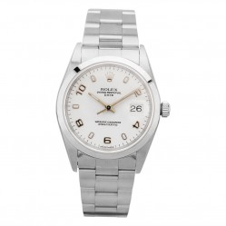 Pre-Owned Rolex Mens Oyster Perpetual Date Watch 15200(13087) - Year 2001