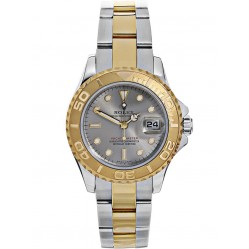 Pre-Owned Rolex Ladies Yacht Master Watch 169623