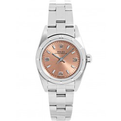 Pre-Owned Rolex Ladies Oyster Perpetual Watch 76030