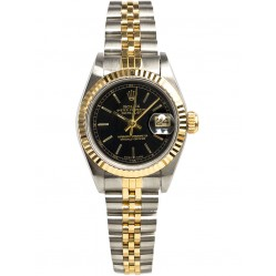 Pre-Owned Rolex Ladies Datejust Watch 69173