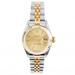Pre-Owned Rolex Ladies Oyster Perpetual Datejust Watch 69173-7150