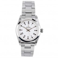 Pre-Owned Rolex Ladies Oyster Perpetual Watch 67480-7292