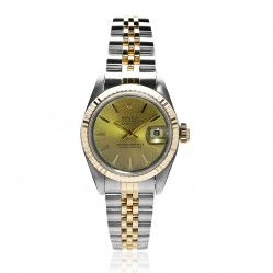 Pre-Owned Rolex Ladies Oyster Perpetual Datejust Watch 69173-7730