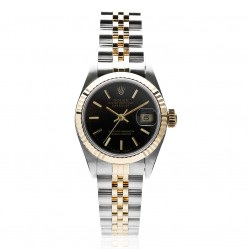 Pre-Owned Rolex Ladies Oyster Perpetual Datejust Watch 69173-8132