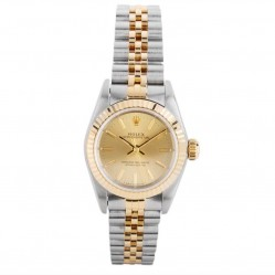 Pre-Owned Rolex Ladies Oyster Watch 67193-8344
