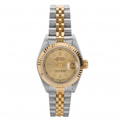Pre-Owned Rolex Ladies Oyster Perpetual Datejust Watch 69173-8381