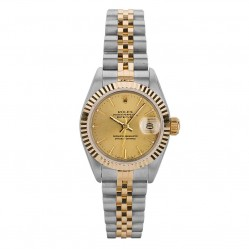 Pre-Owned Rolex Ladies Oyster Perpetual Datejust Watch 69173-31938