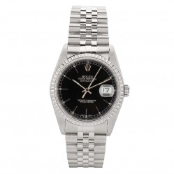 Pre-Owned Rolex Ladies Oyster Perpetual Datejust Watch 69174G-32335