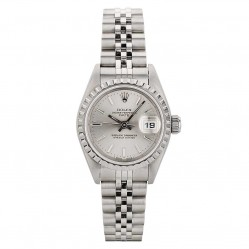 Pre-Owned Rolex Ladies Oyster Perpetual Datejust Watch 69240-28009