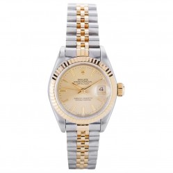 Pre-Owned Rolex Ladies Oyster Perpetual Datejust Watch 69173-8733