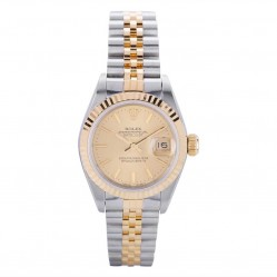 Pre-Owned Rolex Ladies Oyster Perpetual Datejust Watch 69173-8514