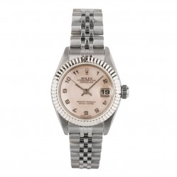 Pre-Owned Rolex Ladies Oyster Perpetual Watch 79174NA-BQ32355