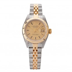 Pre-Owned Rolex Ladies Oyster Perpetual Datejust Watch 69173-9811