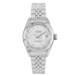 Rolex Ladies Oyster Perpetual Datejust Watch 69174 - Year 1989