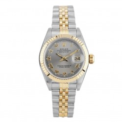 Rolex Ladies Oyster Perpetual Datejust Watch 69173 - Year 1997