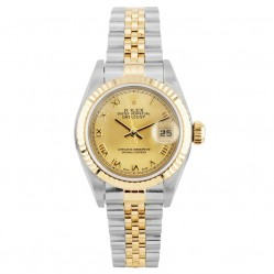 Rolex Ladies Oyster Perpetual Datejust Watch 79173 - Year 2000