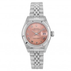 Rolex Ladies Oyster Perpetual Datejust Watch 69174 - Year 1999