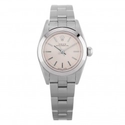 Pre-Owned Rolex Ladies Oyster Perpetual Watch 76080(11395) - Year 2000