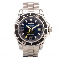 Pre-Owned Breitling mens Superocean 44 Watch 4405012