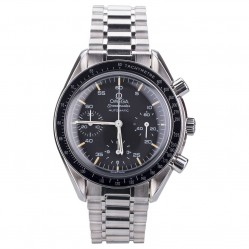 Pre-Owned Omega Mens Speedmaster Chronograph Watch 4406024
