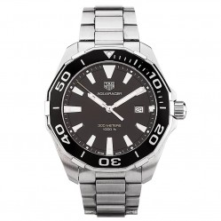 Pre-Owned TAG Heuer Mens Aquaracer Bracelet Watch 4409022