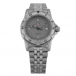 Pre-Owned TAG Heuer Professional 1500 Series Grey Bracelet Watch M325251(440)