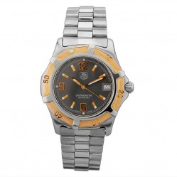 Pre-Owned TAG Heuer Professional Two Tone Bracelet Watch WN1151 (L511578)