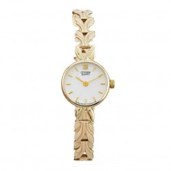 Pre-Owned Citizen 9ct Yellow Gold Watch 4410075