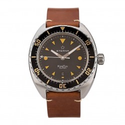 Pre-Owned Eterna Mens Super Kontiki Strap Watch 4410099